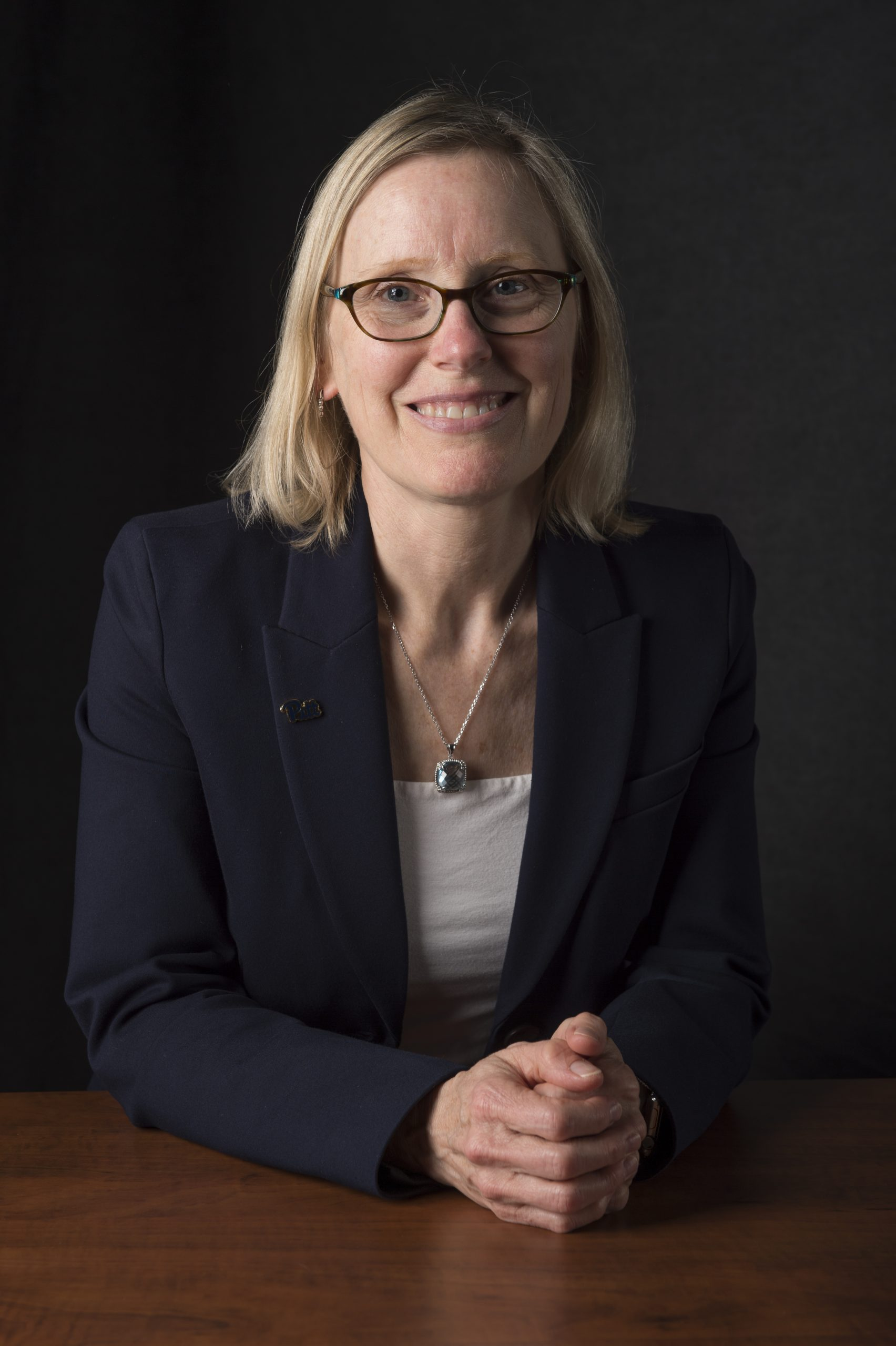 Kay Brummond, winner of the Chancellor's distinguished Teaching Award; 20180219